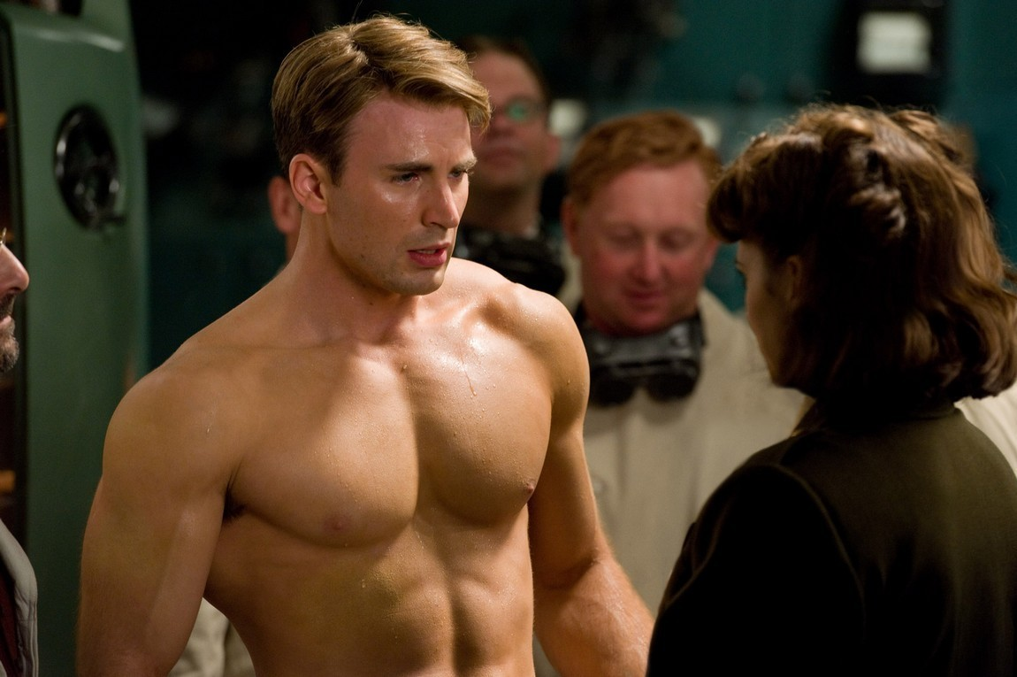Exclusif : Visite du tournage de CAPTAIN AMERICA, THE FIRST AVENGER