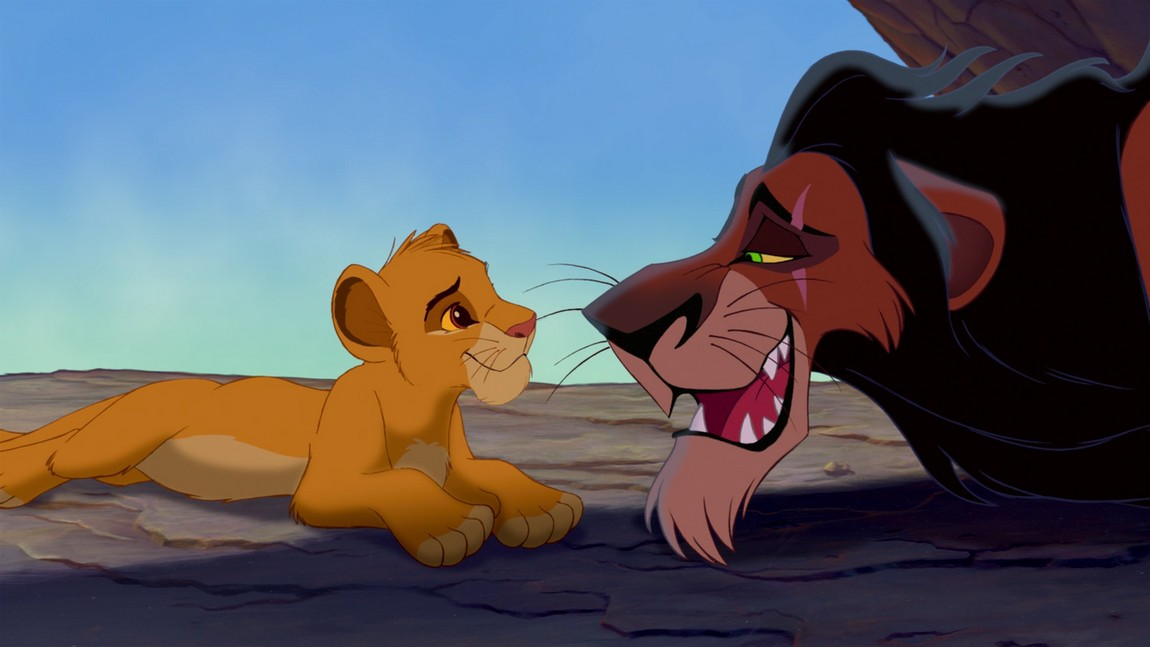 It Never Really Ends Chapter 8 a lion king fanfic