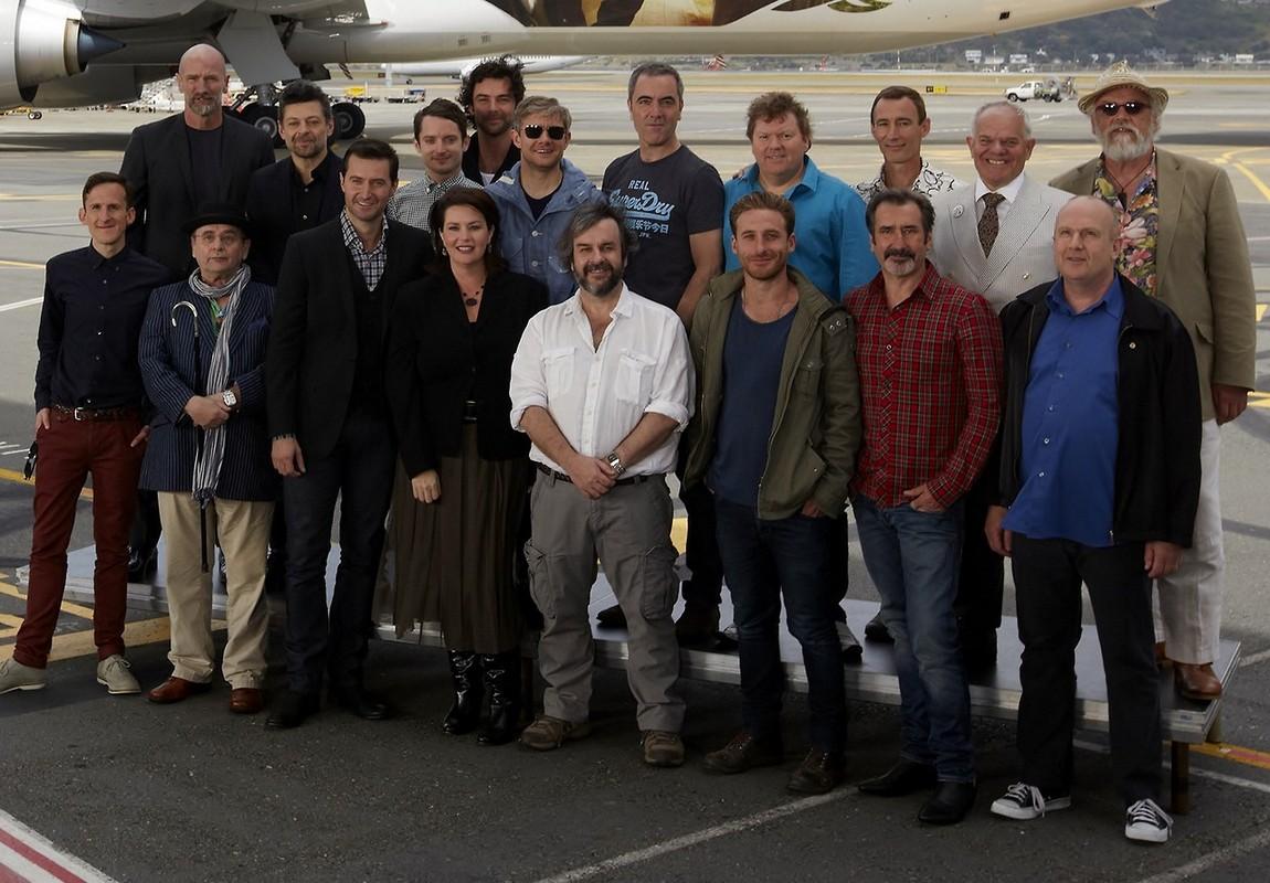 the hobbit cast actors bing images